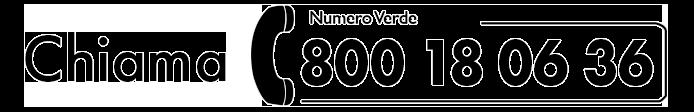 Chiama 800 18 06 36